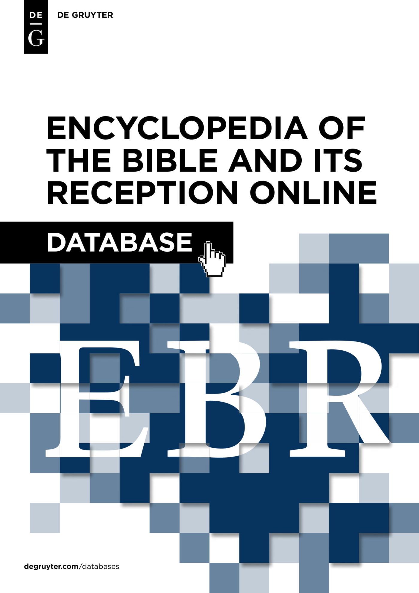 Encyclopedia of the Bible and Its Reception Online від De Gruyter