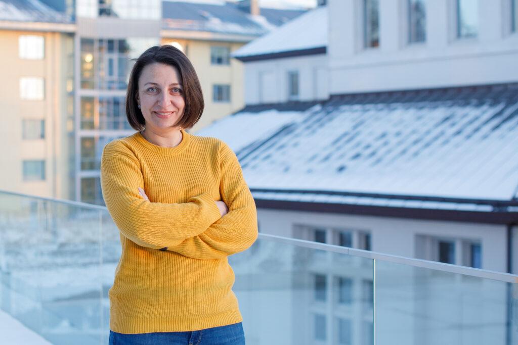 #ЛюдиШептицького – Іванна Могиляк про 20-ти річний досвід роботи в УКУ, французький шарм та виховання дітей